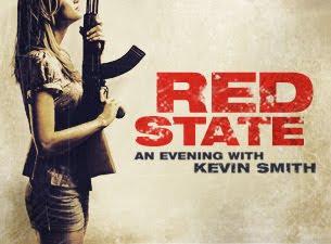 Cartel de la película premiada en Sitges, Red Stage