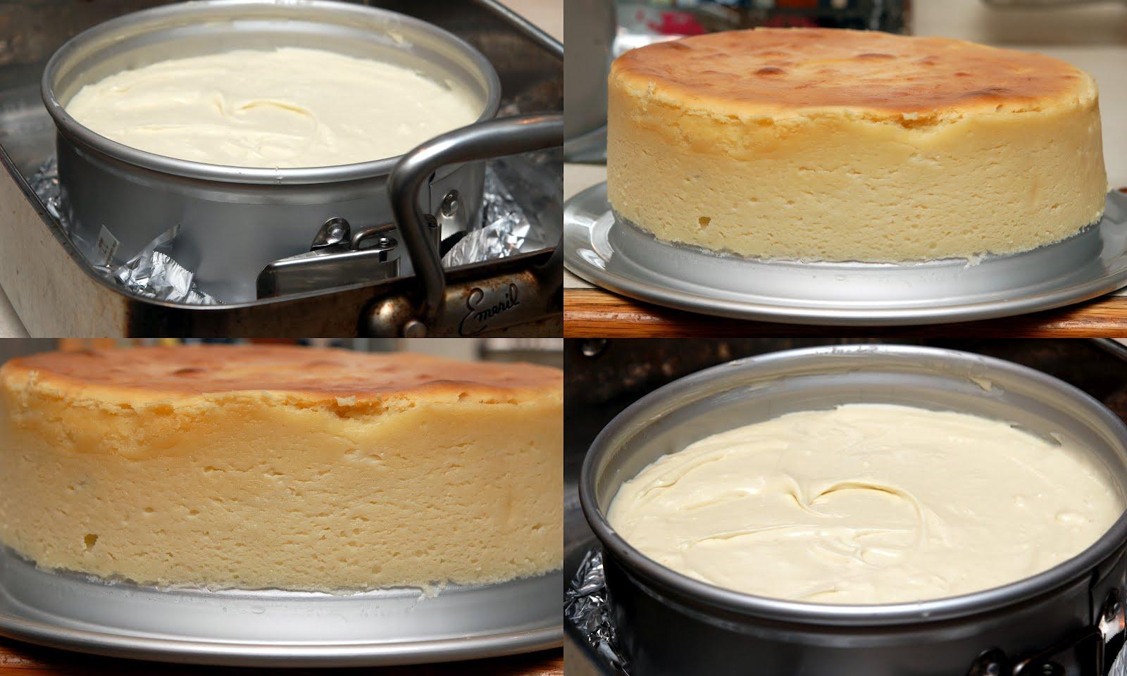 Gluten Free Juniors Cheese Cake