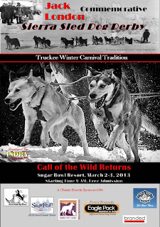 Sled Dog racing returns to Tahoe-Truckee
