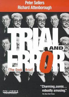 Trial and Error (aka The Dock Brief) Cover