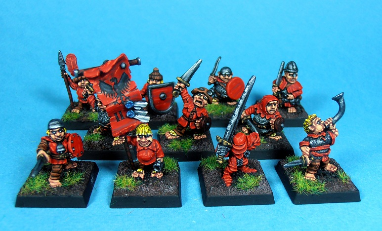 The Red Baron of Bogglewort and his Halfling Men at Arms Warhammer+Halfling+14+small