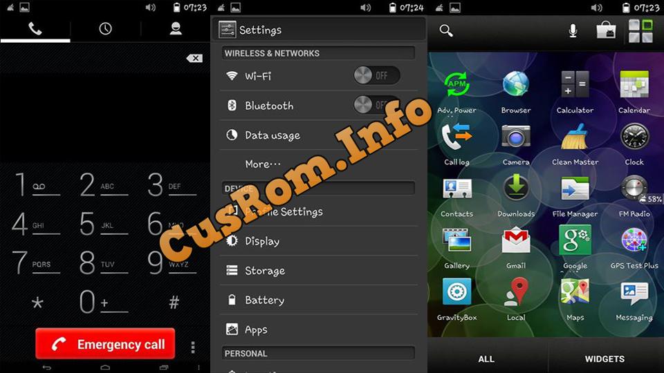 Cusrom HTC Sense 4 Untuk S5j