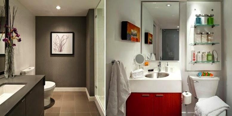 Desain kamar mandi sederhana