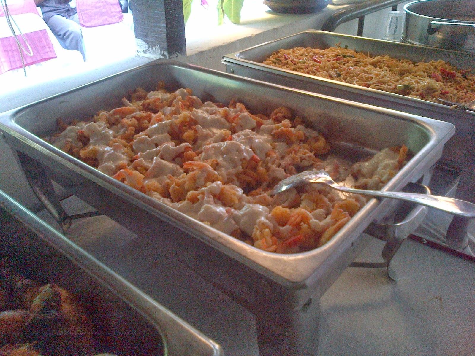 Catering Buffet Pesanan Mbak Annisa Bogor* Untuk Pesanan Hub. Ibu Luky ...