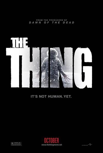 The Thing DVDR NTSC Descargar Español Latino ISO 2011