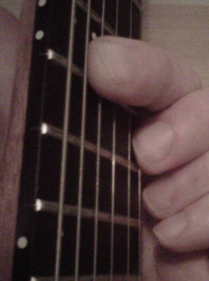 A New Guitar Chord Every Day: 12 Dominant 7th Guitar Chords - Number 4
