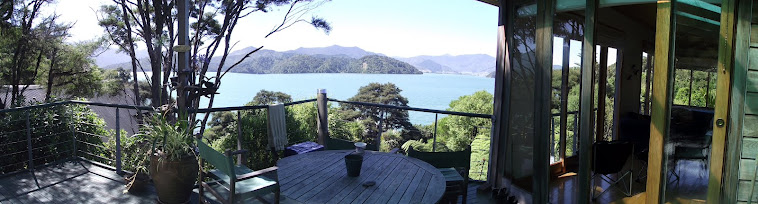 Marlborough Sound Nueva Zelanda