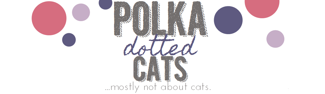 Polka Dotted Cats