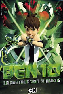 Ben 10: La destrucción de los alienigenas