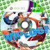 Label Wipeout Xbox 360