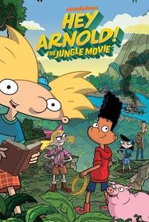 Hey Arnold The Jungle Movie 2017 Legendado