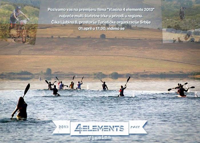 4 elements vlasina 2013 - film