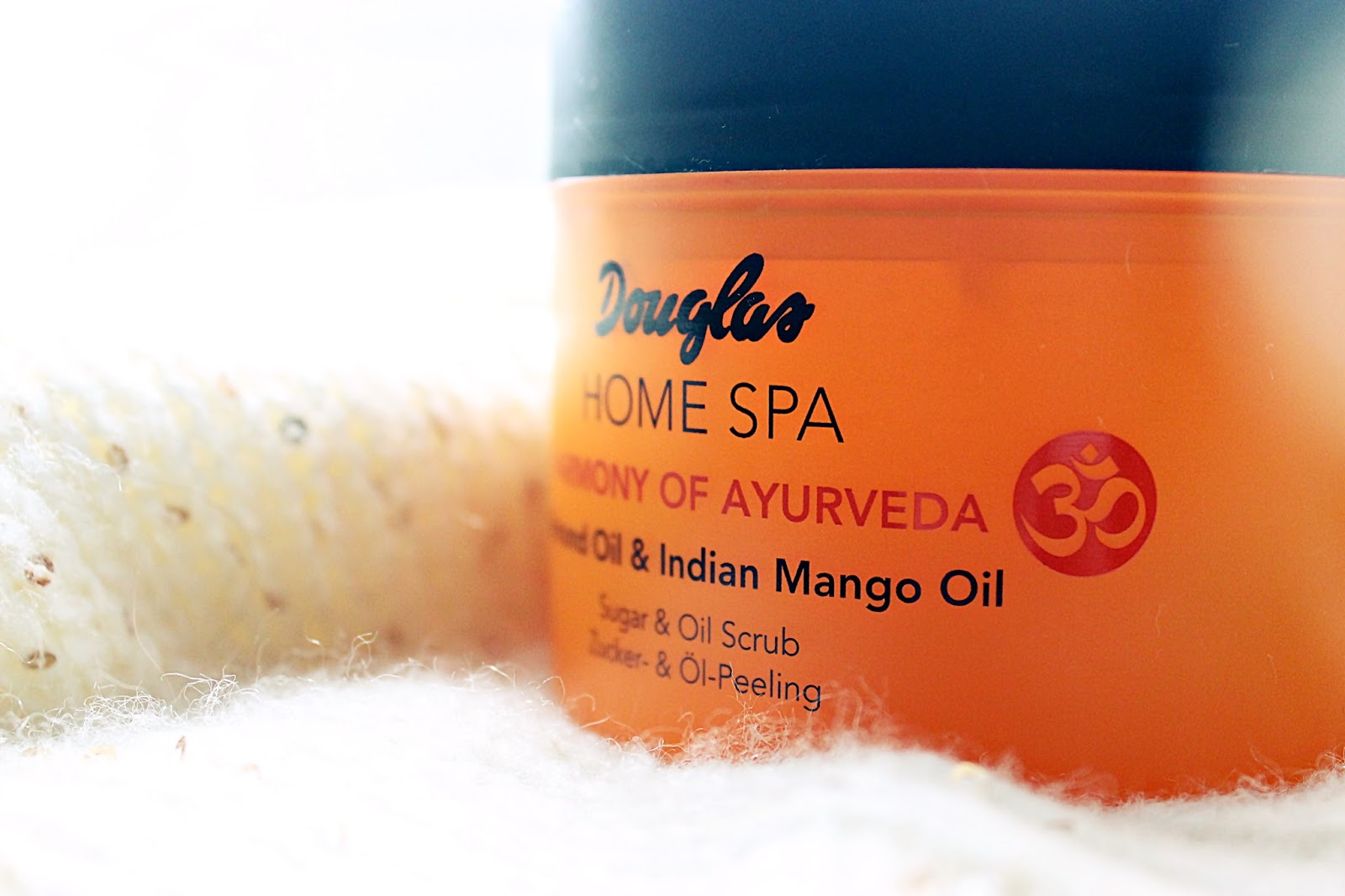 Peeling do ciała Harmony of Ayurveda - Douglas, Home Spa