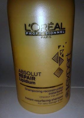 loreal szampon lipidium