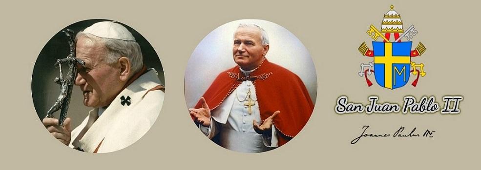 SAN JUAN PABLO II - Karol Józef Wojtyla