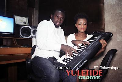 Yuletide Groove Art Work