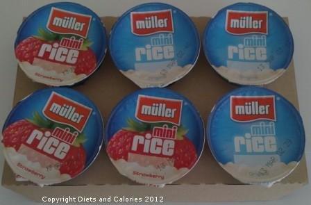 Calories In Muller Corner Chocolate Balls