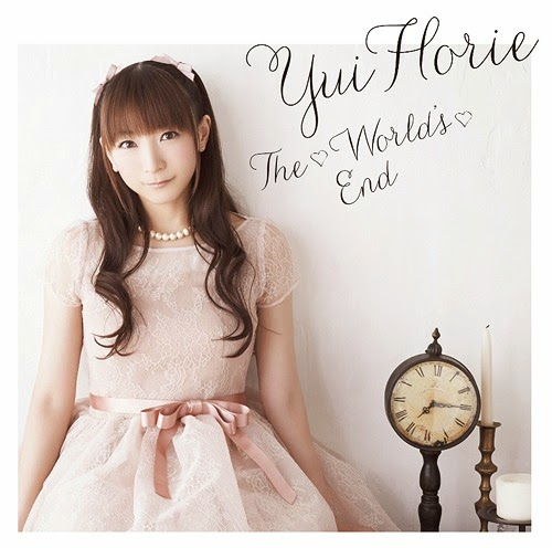 cover single Yui horie the worlds end