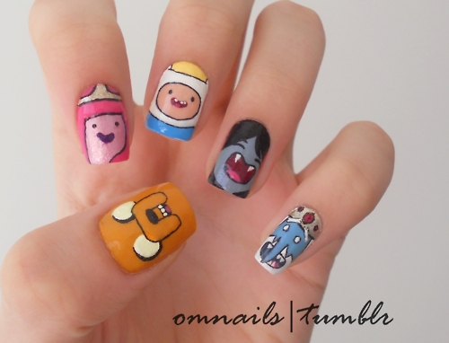 Totally Awesome Adventure Time Stuff   Me! MaDonna!