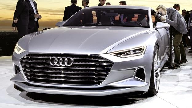 Audi Prologue, the latest cars artificial audi
