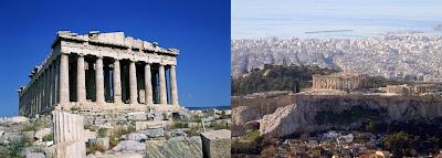The Acropolis of Athena