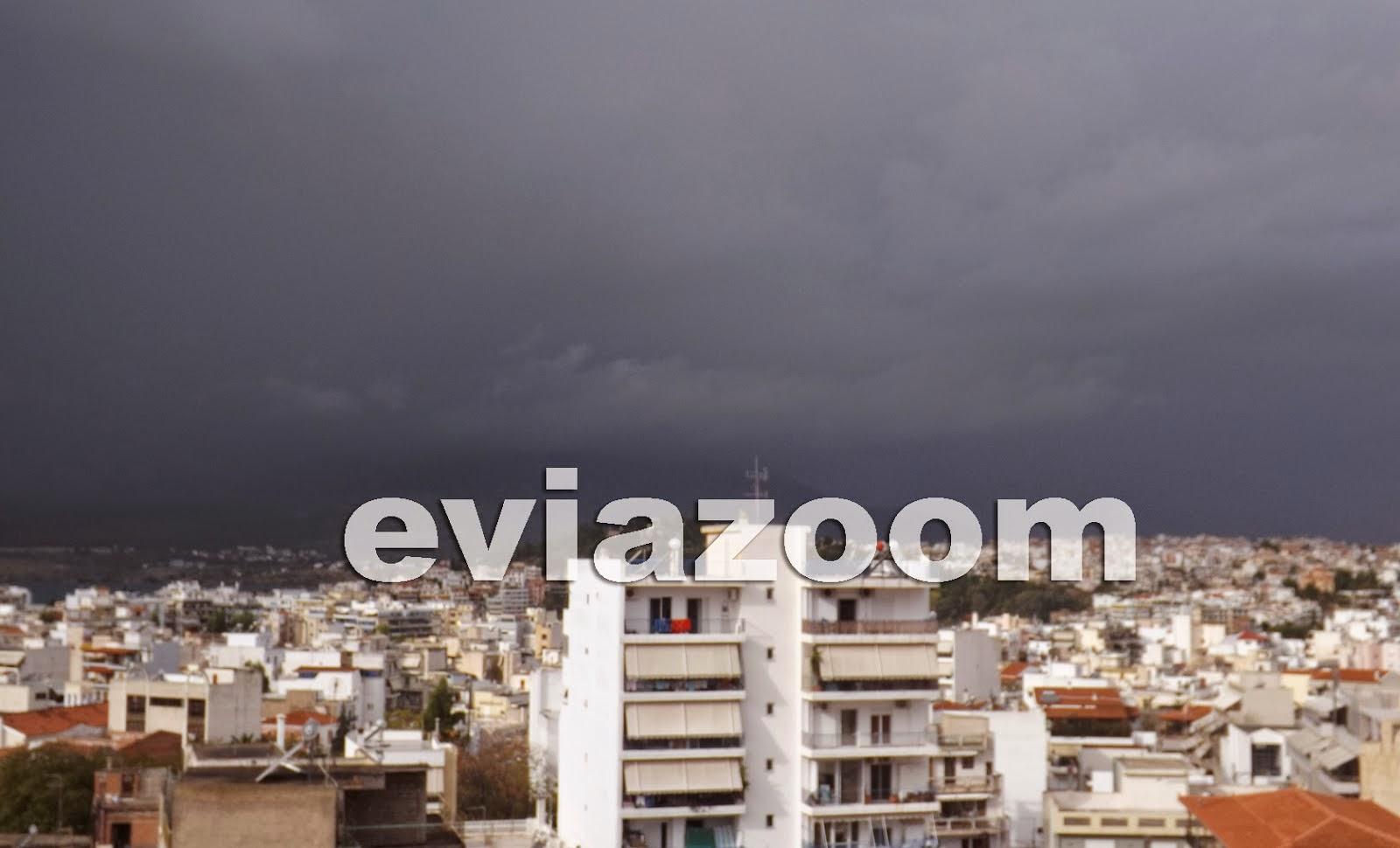 Εύβοια: Ραγδαία επιδείνωση του καιρού από απόψε με καταιγίδες - Που θα πέσουν τα πρώτα χιόνια