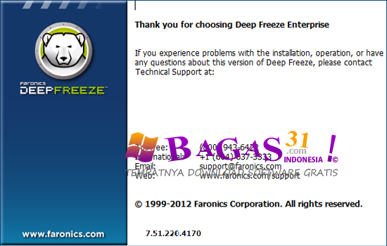 Deep Freeze Enterprise 7.51 Full Keygen 2