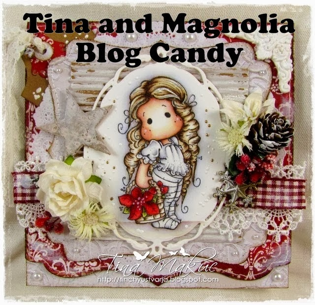Tina's Blog Candy