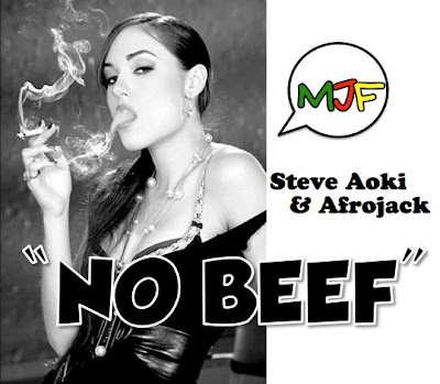 Photo Afrojack & Steve Aoki - No Beef (feat. Miss Palmer) Picture & Image
