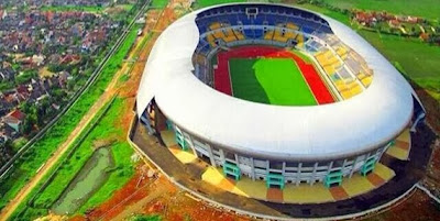 bukan berlebihan ketika kami menilai stadion ini adalah stadion ...