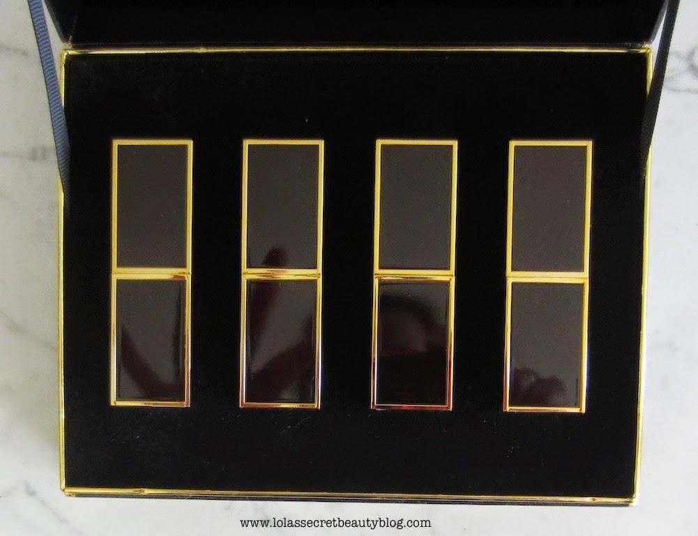 lola's secret beauty blog: Tom Ford Lip Color Matte Gift Set ...