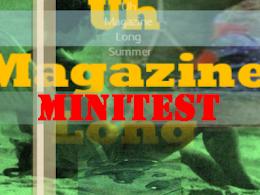 Minitest  di V.S.Gaudio sul film di Isotta Toso