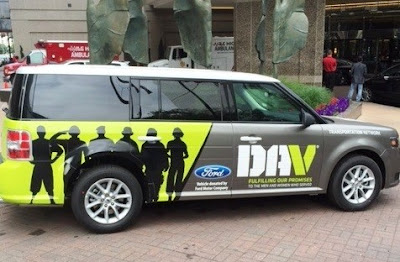 Ford Shows Support in many ways towards US Military Veterans