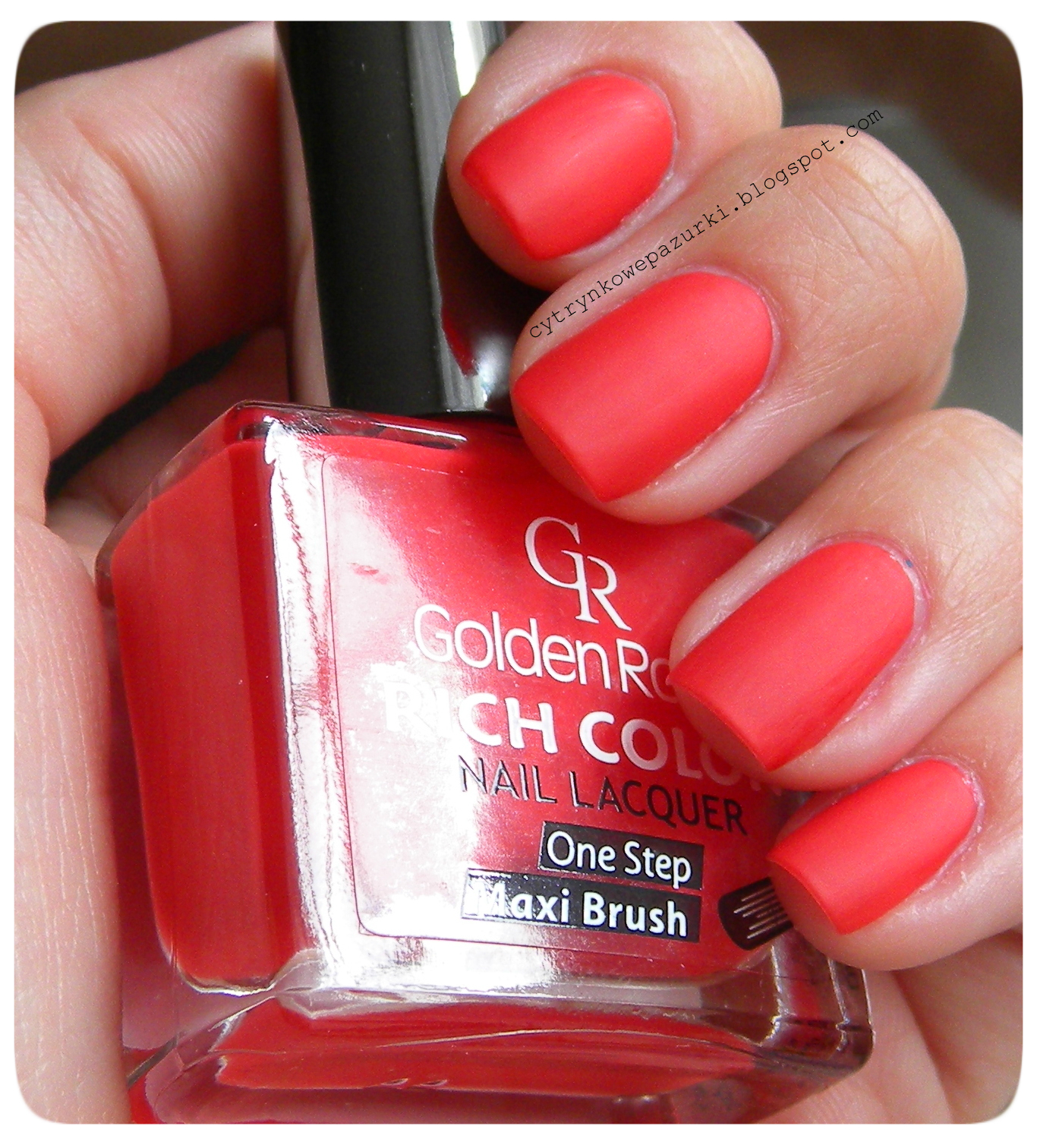 Golden Rose Rich Color 61 - nowy kolor