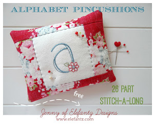 FREE 26 week stitch-a-long!