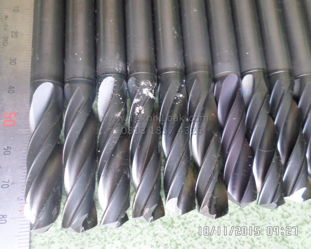 Drill carbide d10 x 80 Bor Carbide Bekas