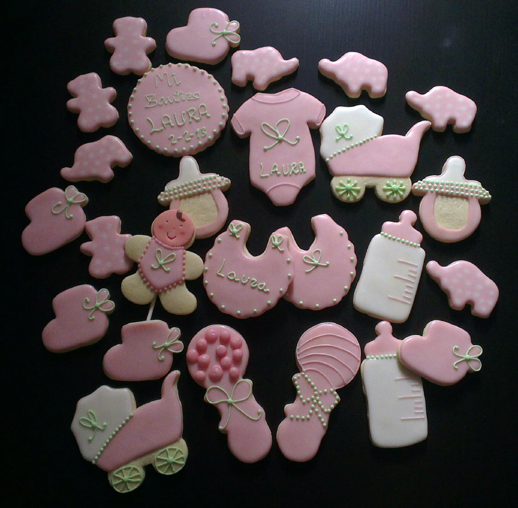 todas galletas de tamaño grande: