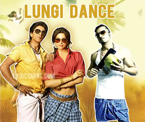 Lungi Dance - SRK, Deepika & Honey Singh
