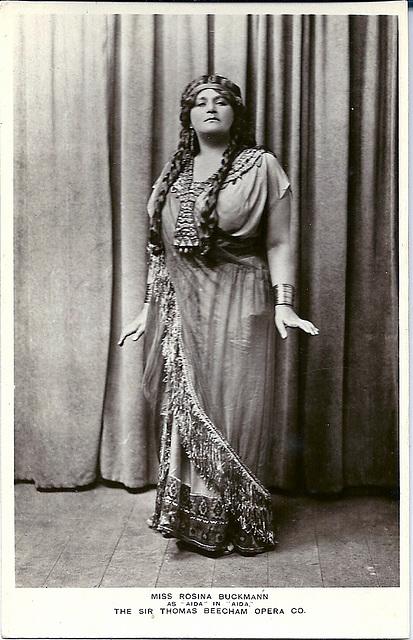 ROSINA BUCKMAN COMPLETE MADAM BUTTERFLY + 12 RECORDINGS CD