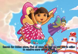 Juego Estrellas Dora