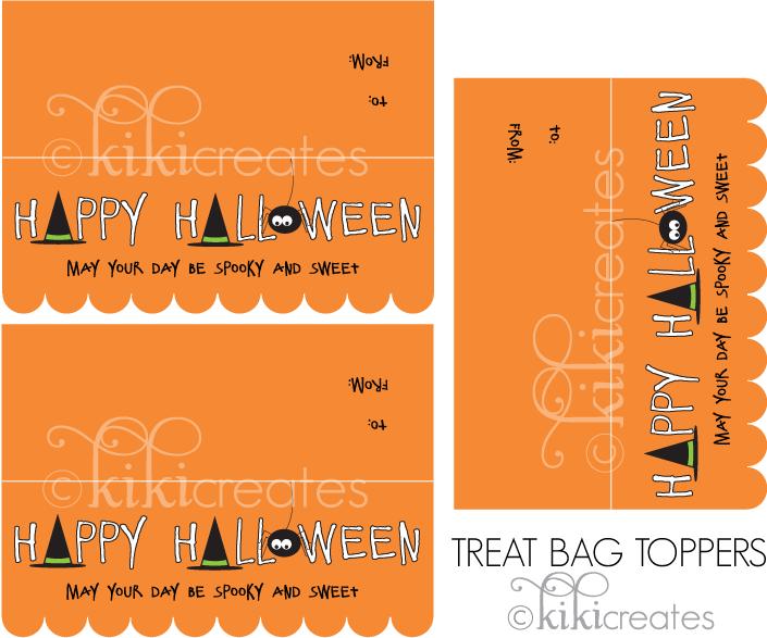 Downloadable Halloween Pack!Kiki  Company
