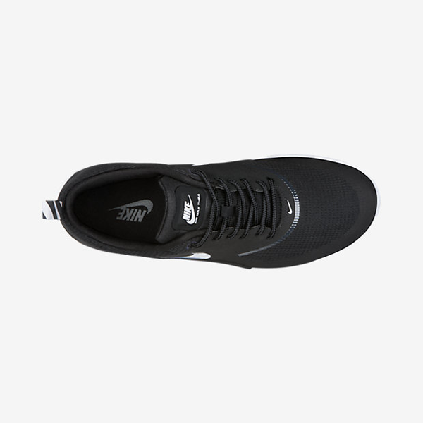 Nike Womens Air Max Thea. Black, Wolf Grey, Anthracite, White. 599409-007