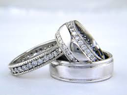 Silver Wedding Rings Pictures