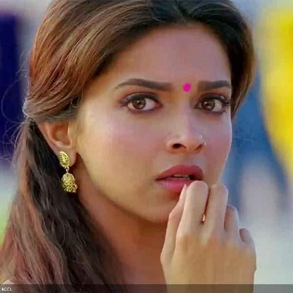 PICS GALAXY: Deepika Padukone in Chennai Express Pics
