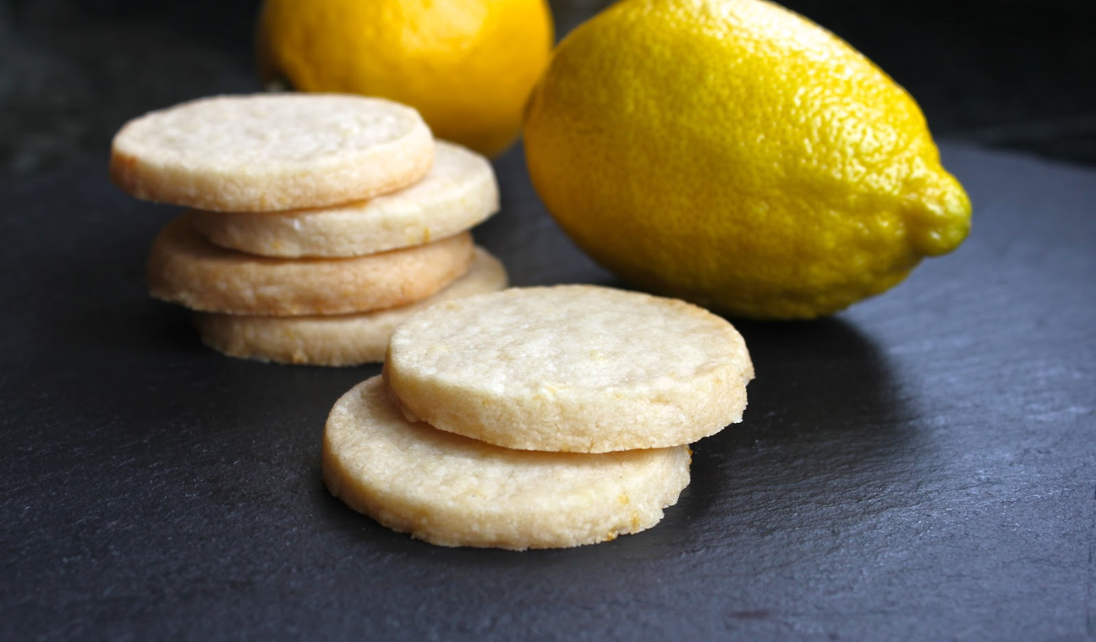 From Which Things Grow: Chew on This | Lemon Shortbread Cookies