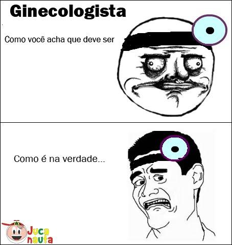 Ginecologista, Como vc acha q deve ser...
