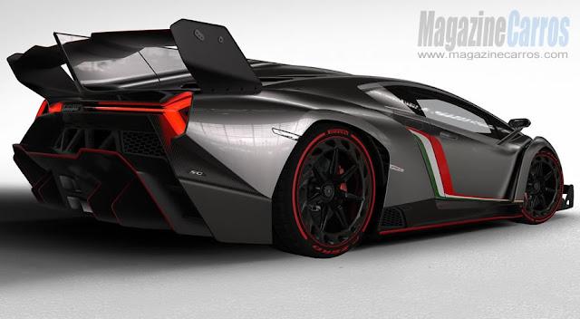 Rodas do Lamborghini Veneno 2014