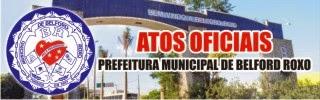 ATOS OFICIAIS BELFORD ROXO