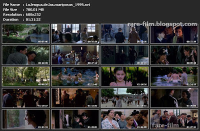 La lengua de las mariposas (1999) download