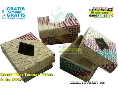 Kotak Tikar Tempat Tissue grosir